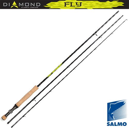 Mušiņmakšķere DIAMOND FLY 4/5