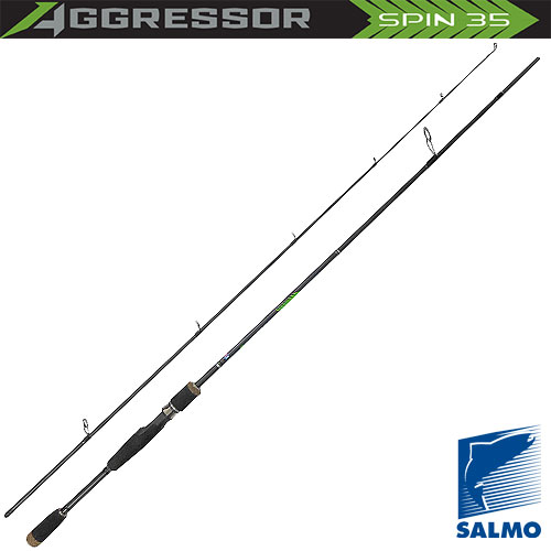 Spinings Salmo Aggressor SPIN 35